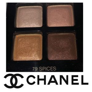 CHANEL LES 4 OMBRES #79 SPICES